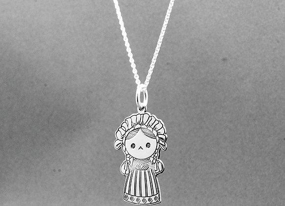 Otomi girl necklace