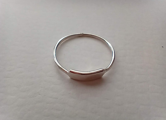 Wire ring #8.5
