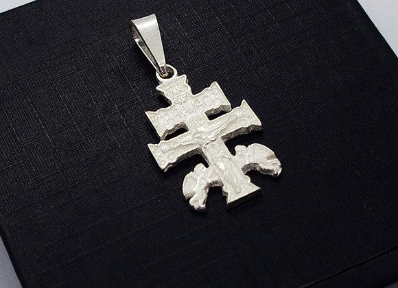 Caravaca Crucifix Pendant