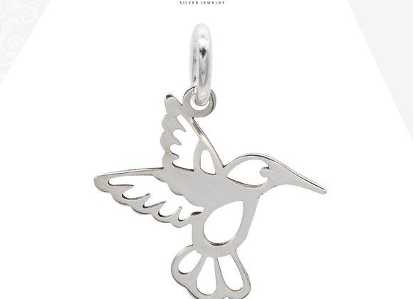 Mini hummingbird pendant