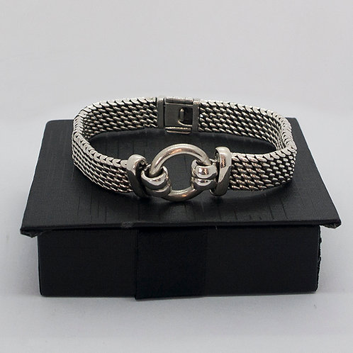 Hand-made bali bracelet | 11mm | 20.5cm