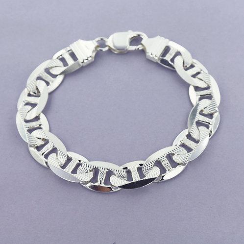 Gucci style bracelet | 21.5cm | 1.7cm