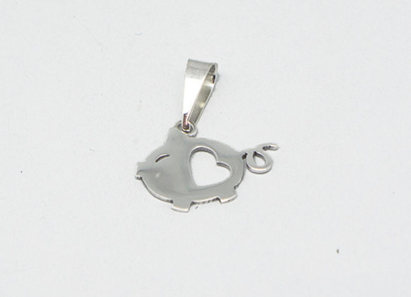 Piggy pendant