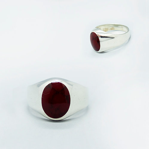 Oval ring #10