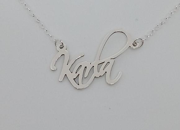 Collar con nombre | Karla