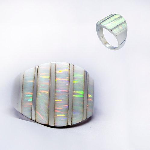 Opal ring #10