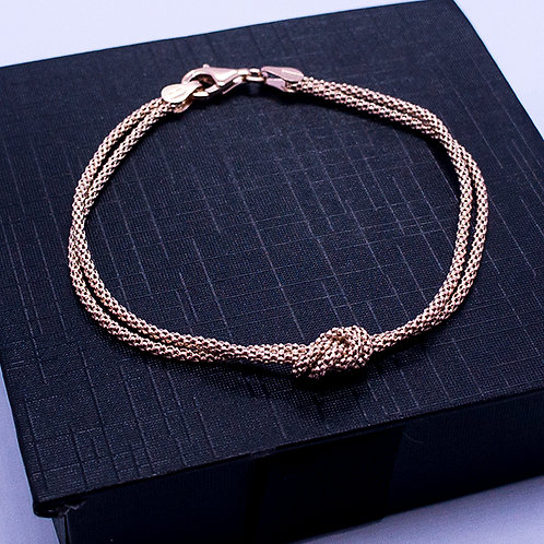 Korean chain bracelet