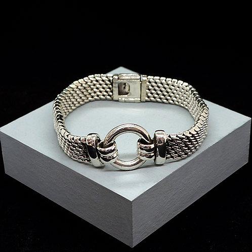Bali style bracelet | 11mm | 18cm