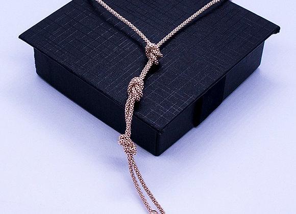 Korean chain necklace
