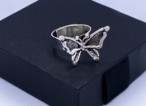 Anillo mariposa #ajustable