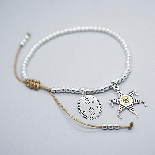 Mexican thread bracelet