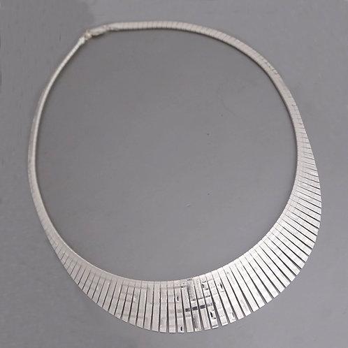 Cleopatra necklace | Greek key