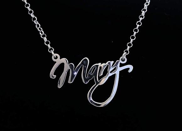 Collar con nombre | Mary