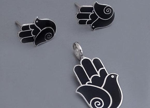 Hamsa Hand set