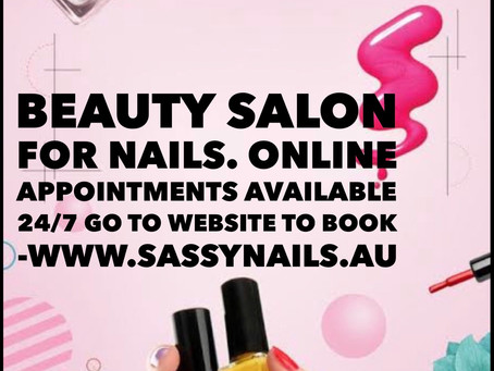 Your one stop shop for nail beauty.