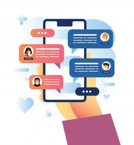 Mensajería grupal es la nueva tendencia de comunicación con clientes
