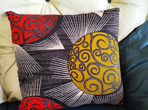African Print Ankara Beautiful Cushion Cover