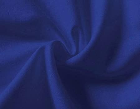 Royal blue plain