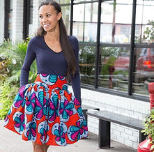 African clothing women collection