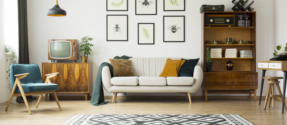 Sensing a Pattern: Geometric Graphical Trends and How to Add a Little Zhoosh to Your Home.