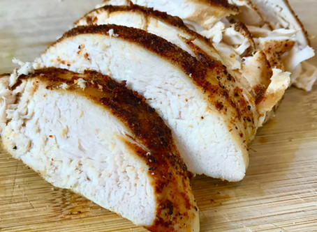 How To Cook The Perfect Chicken Breast