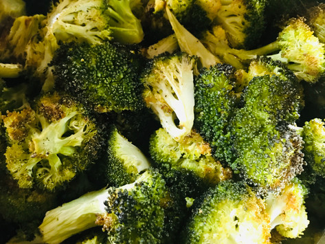 Two Simple Ways To Cook Broccoli + Benefits of Cruciferous Vegetables