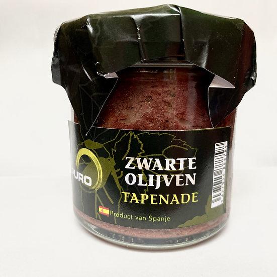 Puro Tapenade zwarte olijven 130 gr