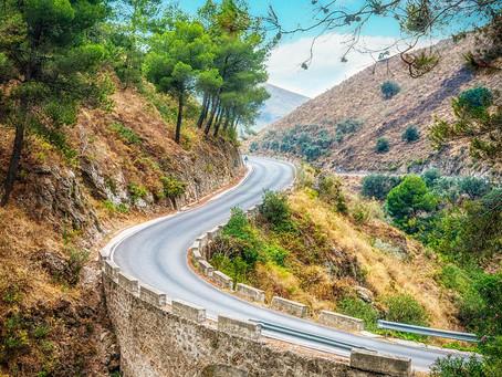 Een prachtige streek in Andalusië... De Axarquía !
