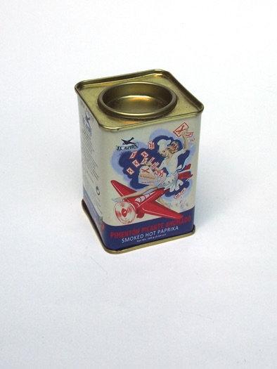Pimentón Picante - Gerookte paprikapoeder Pikant