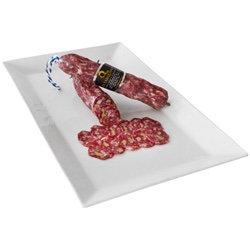 Salchichón Duroc met walnoten +-330-400 gr