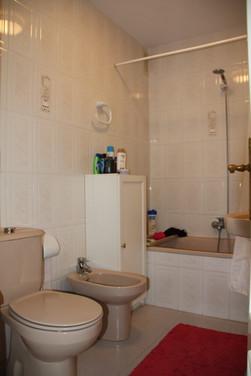badkamer bad en douche