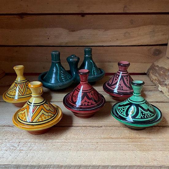 Moorse aardewerk Mini Tajines