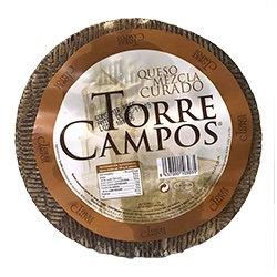 TORRE CAMPOS Curado 80% koe - 20 % Schaap +- 250 gram