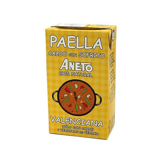 """Aneto Caldo bouilon Paella """"Valenciana"""" 1L"""