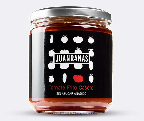 Tomate Frito Juan Ranas 360 gr