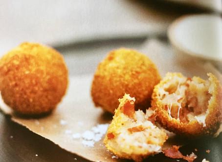 Croquettas jamon y queso