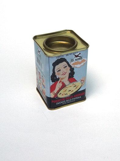 Pimentón Dulce - Gerookte paprikapoeder Dulce