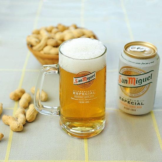 San Miguel blikje bier 33cl - 5,4%