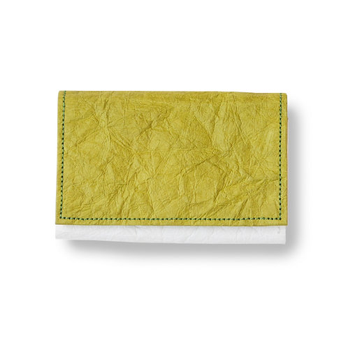 Kamiwaza 名刺入れ Business card case 萌黄(Green)