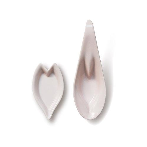 hiracle さくらレンゲ皿・花びら皿 各1枚セット ピンク