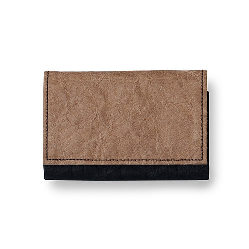 Kamiwaza 名刺入れ Business card case 漆(Brown)