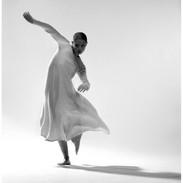 Unframed chlorobromide print, signed on reverse.  Image size 30 x 40 cm  £75.00 + p & p. Bedlam Dance Company  'Yes?' 1996 Choreographer and Dancer:  Yael Flexer