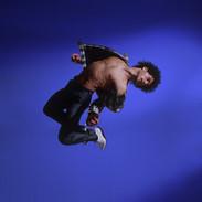Unframed, signed giclee print, image size 22.5 x 31.5 cm £45.00 + p & p. Rambert Dance 'Anatomica #3' 2007  Dancer Dane Hurst