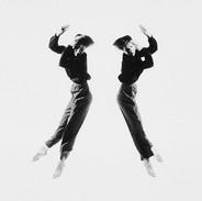 Rambert Dance Company, Dancer Sara Matthews 1993  Unframed, signed chlorobromide print Image size 30 x 40 cm £50.00 + p & p
