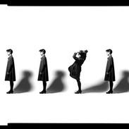 Unframed signed Giclee print, image size 30 x 36 cm  £45.00 + p & p.  'Big Dance Number' The Cholmondeleys 1986 Dancers: Teresa Barker, Gaynor Coward
