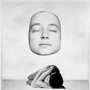 Unframed, signed Giclee print, image size 18.5 x 24.5 £45.00+ p & p. The Cholmondeleys 'Cold Sweat 1' 1990  Dancer Emma Gladstone g