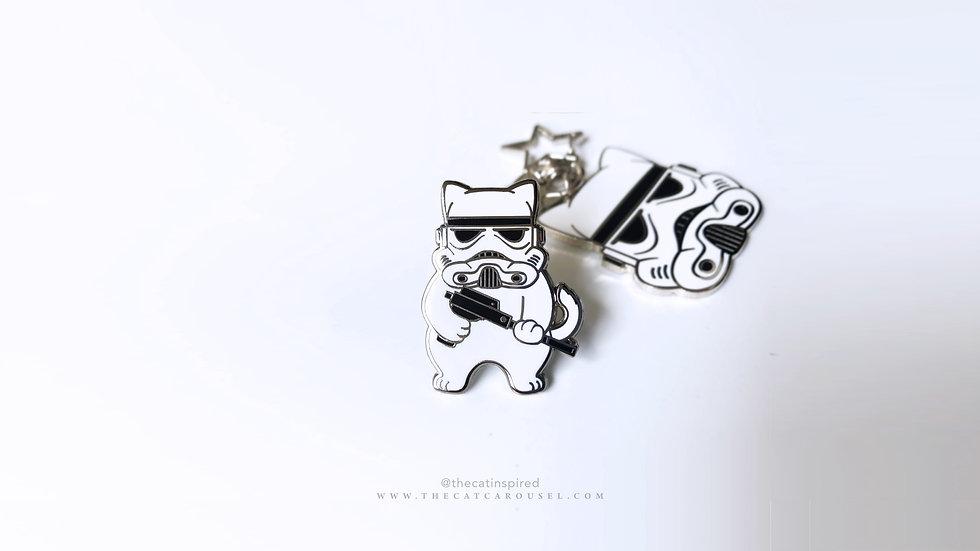 Catrooper Pin