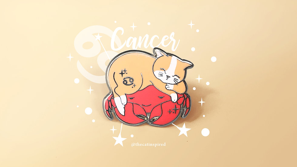 Cancer pin