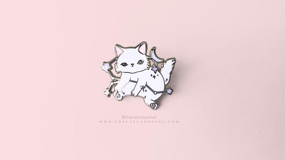 Celestial Kitty Pin
