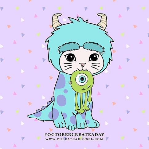 6. Monster Inc